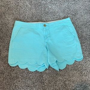 Lilly Pulitzer Buttercup Shorts EUC Size 8